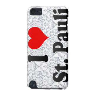 I Love St Pauli Germany iPod Touch (5th Generation) Case