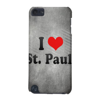 I Love St Pauli Germany iPod Touch (5th Generation) Cases