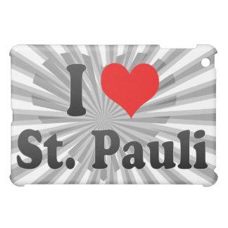 I Love St Pauli Germany Case For The iPad Mini