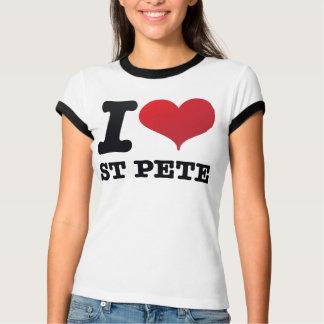 I Love St Pete #3 - Design 02 T-Shirt