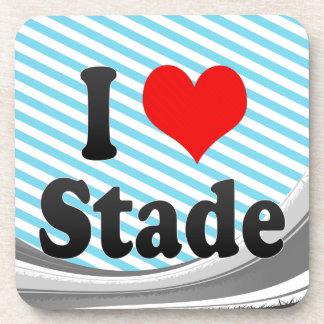I Love Stade, Germany. Ich Liebe Stade, Germany Coasters