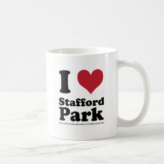 I LOVE Stafford Park Mug