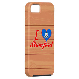I Love Stamford, Connecticut iPhone 5 Cover