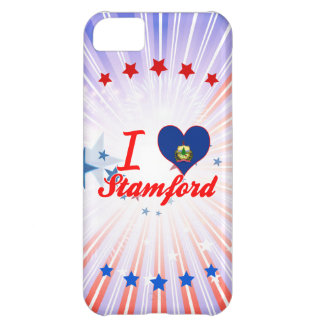 I Love Stamford, Vermont iPhone 5C Covers