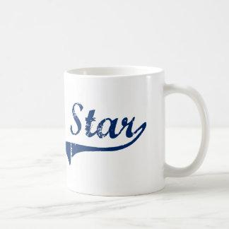 I Love Star Idaho Classic White Coffee Mug