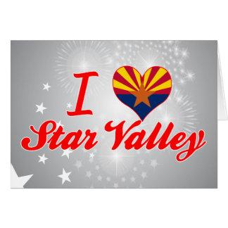 I Love Star Valley, Arizona Cards
