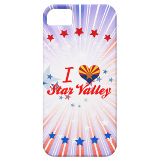 I Love Star Valley, Arizona iPhone 5 Covers