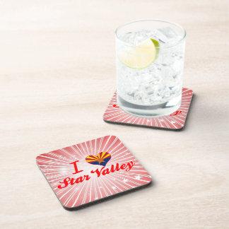 I Love Star Valley, Arizona Coasters