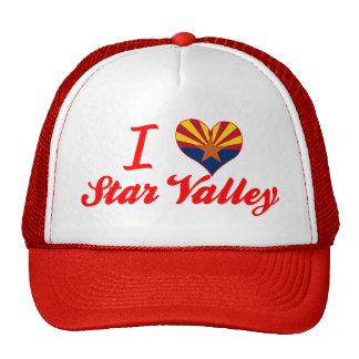 I Love Star Valley, Arizona Hat