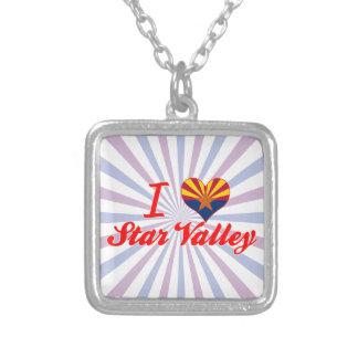 I Love Star Valley, Arizona Pendants