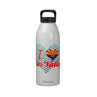 I Love Star Valley, Arizona Water Bottles
