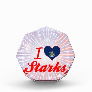 I Love Starks, Maine Awards