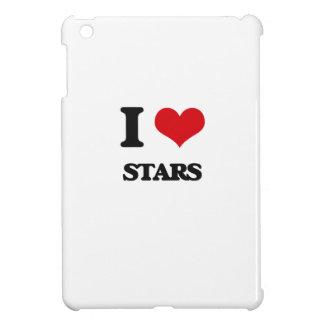 I love Stars iPad Mini Cases