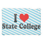 I Love State College, United States iPad Mini Cover
