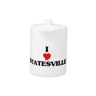 I love Statesville