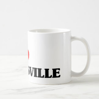 I love Statesville Classic White Coffee Mug