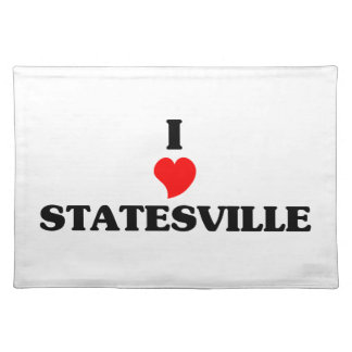 I love Statesville Cloth Place Mat