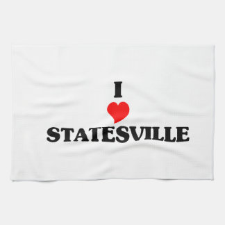 I love Statesville Hand Towels