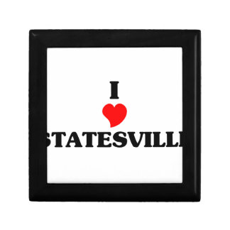 I love Statesville Jewelry Boxes