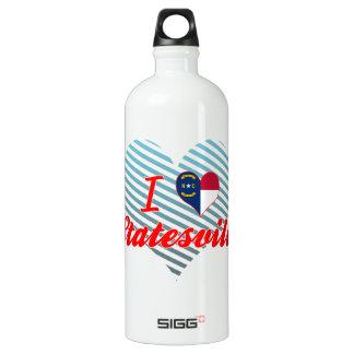 I Love Statesville, North Carolina SIGG Traveler 1.0L Water Bottle