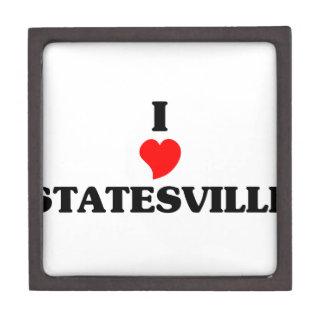 I love Statesville Premium Jewelry Box