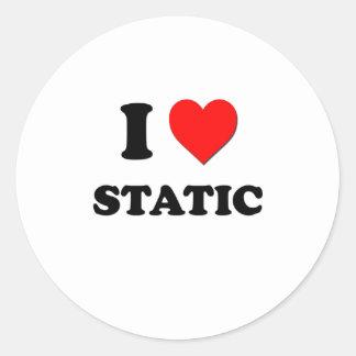 I love Static Stickers