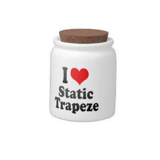 I love Static Trapeze Candy Dish