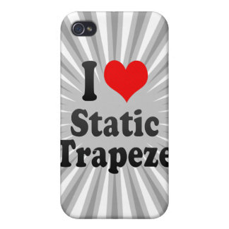 I love Static Trapeze iPhone 4 Cases