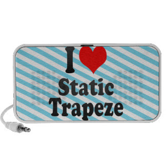 I love Static Trapeze Speakers