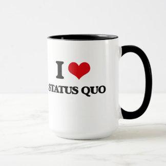 I love Status Quo Mug