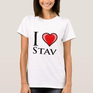I Love Stav T-Shirt