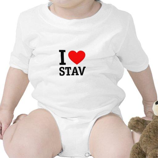 I Love Stav T Shirts