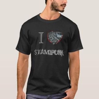 I Love Steampunk T-Shirt