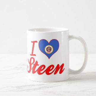 I Love Steen, Minnesota Mug