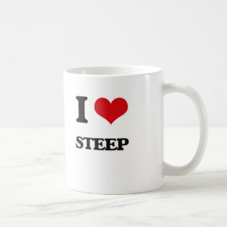I love Steep Coffee Mug