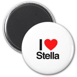 i love stella refrigerator magnet