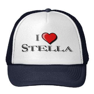 I Love Stella Trucker Hat
