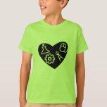 I love STEM kid T-Shirt