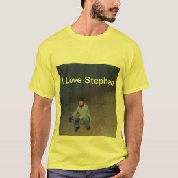 I Love Stephan T-Shirt