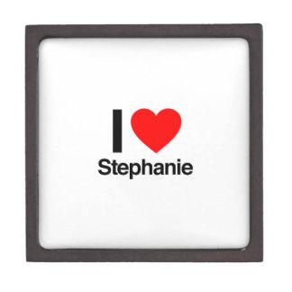 i love stephanie premium trinket boxes