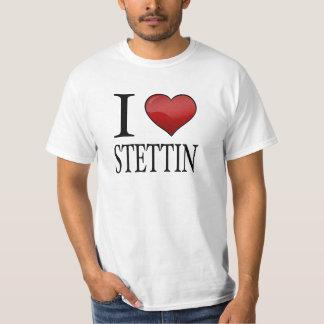 I Love Stettin Tee Shirt