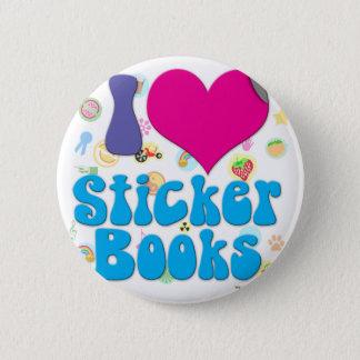 I love Sticker books! Button