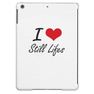 I love Still Lifes Case For iPad Air