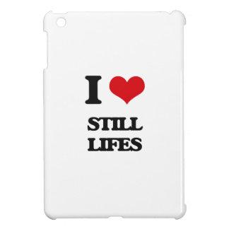 I love Still Lifes iPad Mini Cover