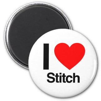 I love stitch refrigerator magnet