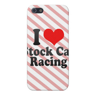 I love Stock Car Racing Covers For iPhone 5