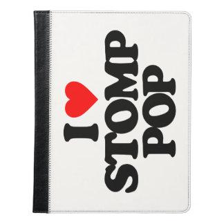 I LOVE STOMP POP iPad CASE