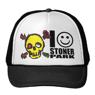 I Love Stoner Park Trucker Hat