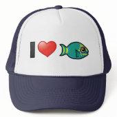 I Love Stoplight Parrotfish
