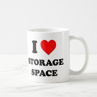 I love Storage Space Mug